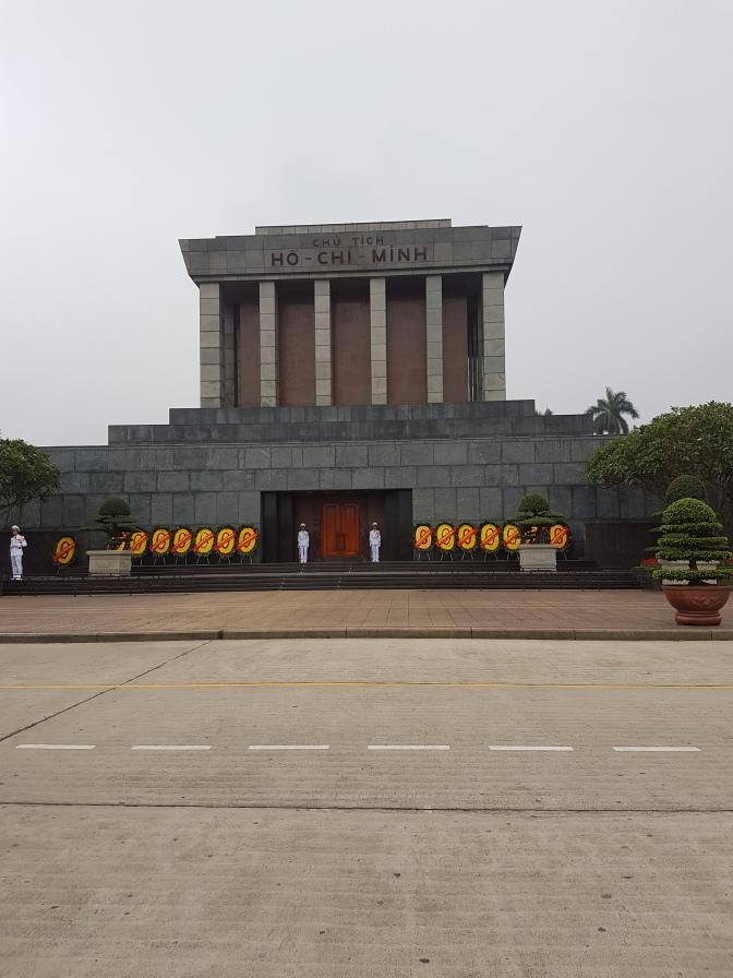 Goodbye Hanoi, Hello Ha Long Bay