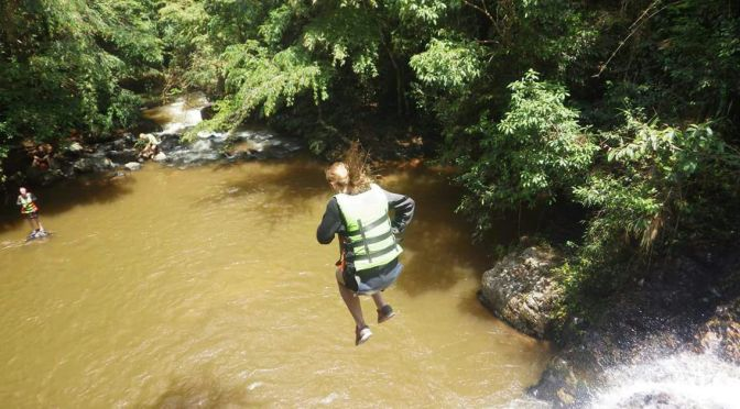 Canyoneering In Da Lat