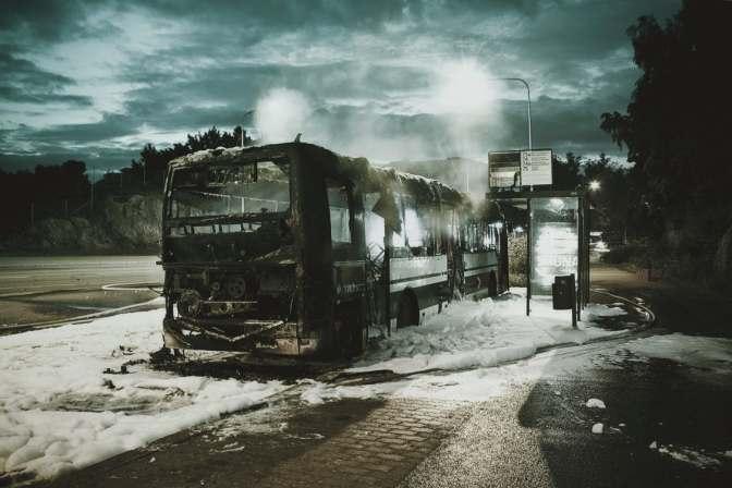 The Dreaded Sleeper Bus