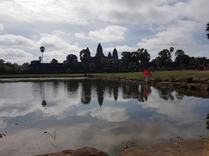 The Beauty Of Angkor Wat