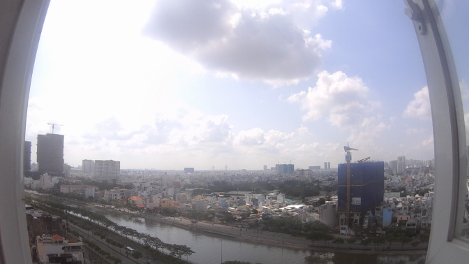 Arriving In Crazy Ho Chi Minh City