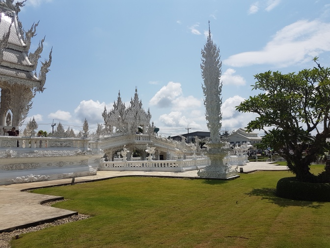 Boring Bus Journey To Chiang Rai